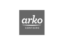 Arko Confiserie Logo